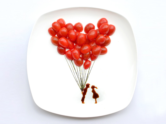 Creative-food-artwork
