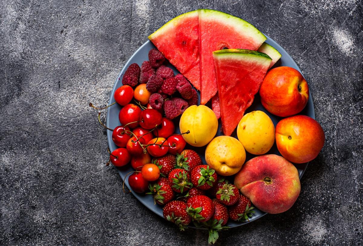 Frutta e verdura di luglio