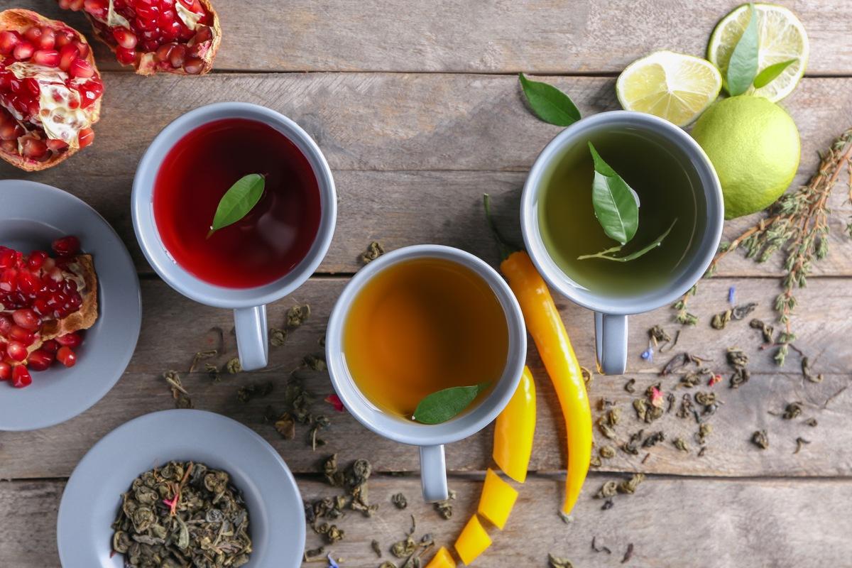 Miglior tè - nutrizionista Milano